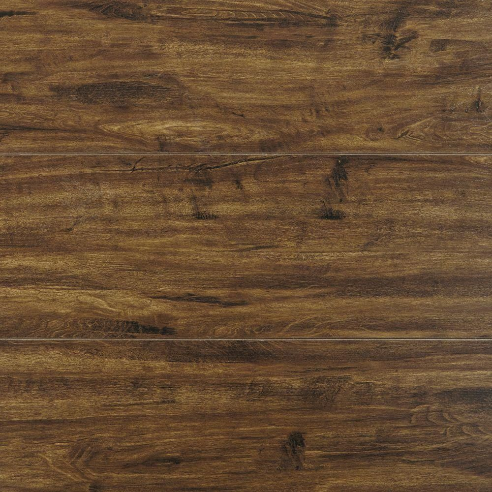 Home Decorators Collection Hand Scraped Beckinsale Maple 12 Mm Thick X 6 7 16 In Wide X 47 3 4 In Length Laminate Flooring 1 Maple Laminate Flooring Flooring
