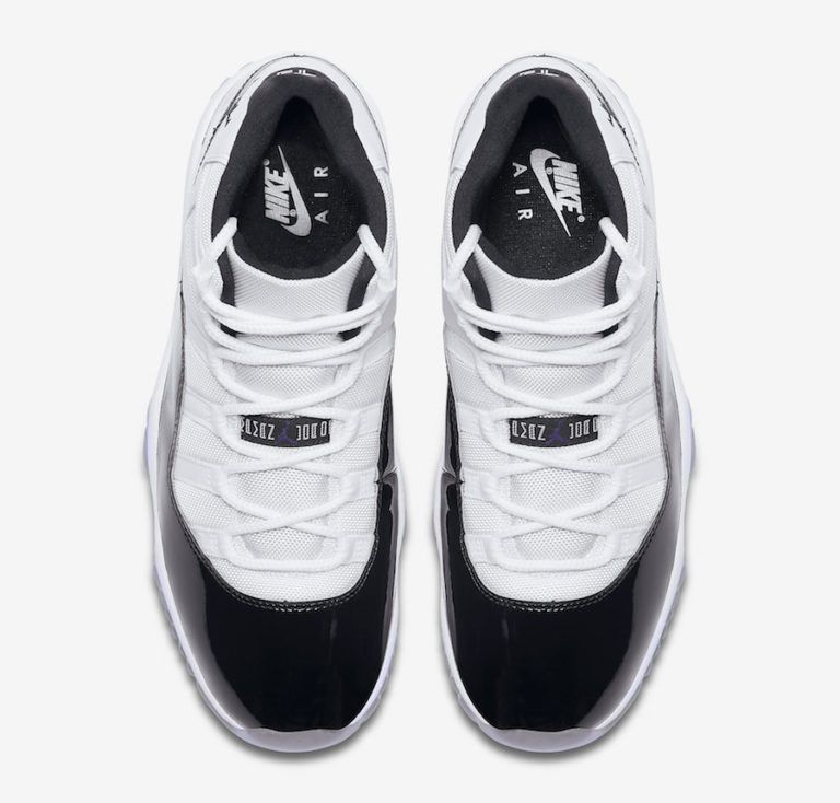 new product dc17e b7d00 Nike Air Jordan Retro 11 XI Concord Black White 378037 100 Mens and Kids GS  Dark