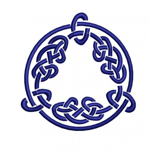 Celtic Knot Designs | Celtic Knot Embroidery Design | Proyectos que ...