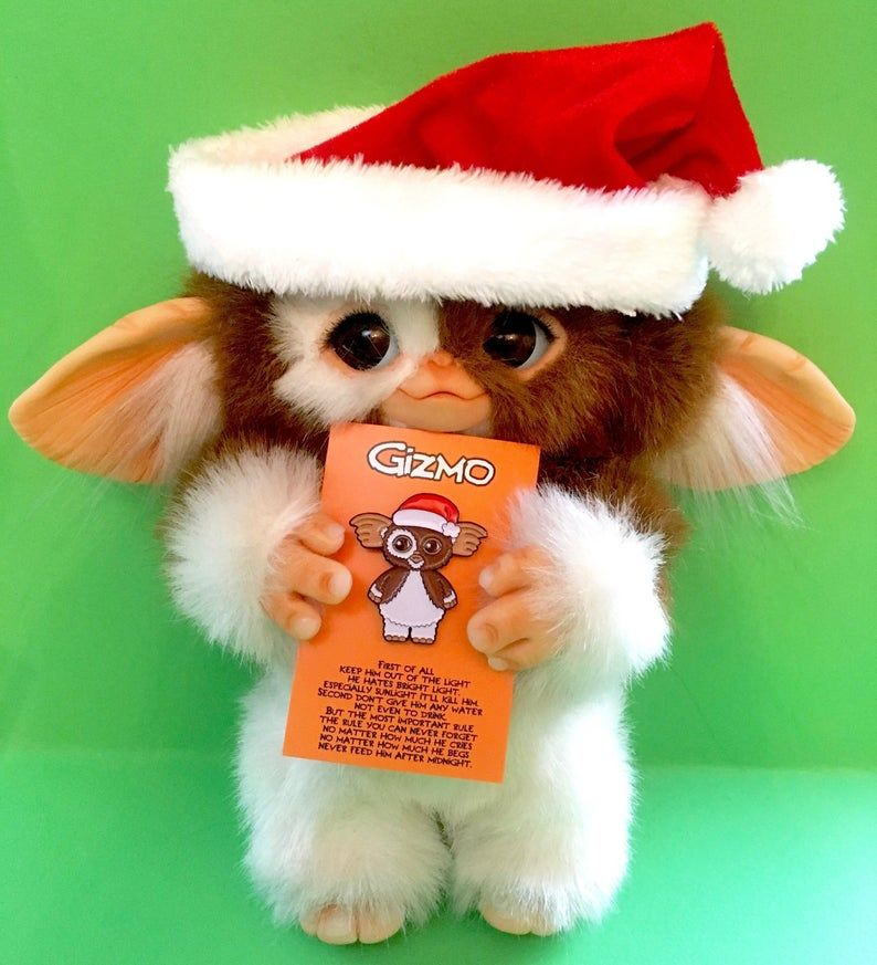 Christmas Gift Gizmo Pin Gremlins Pin Christmas Movies Etsy Gremlins Christmas Stocking Stuffers Christmas Movies
