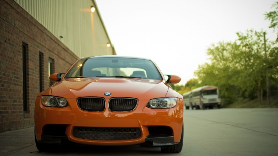 Orange bmw car free download hd wallpapers hd images - Bmw cars wallpapers hd free download ...