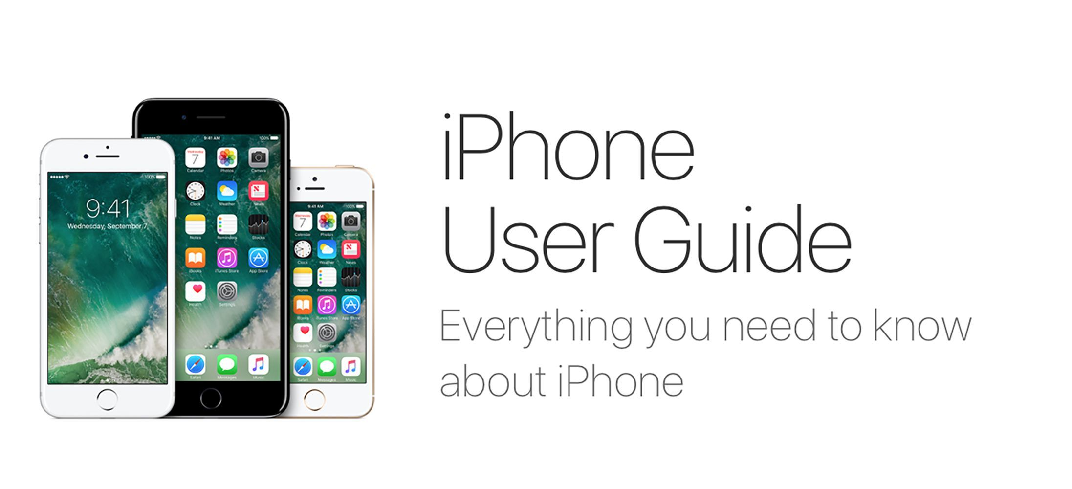 Where to Download iPhone Manuals for Every Model Iphone
