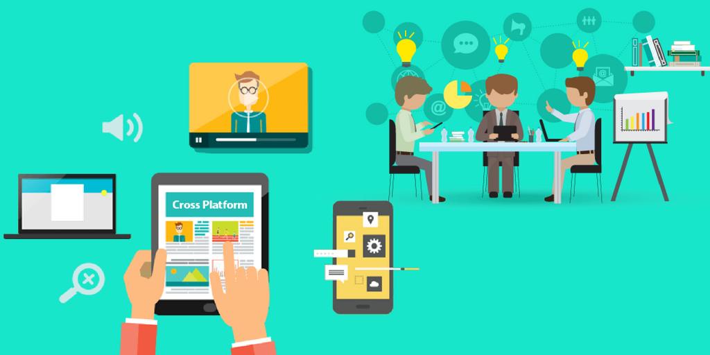 Hire cross platform developer, mobile application