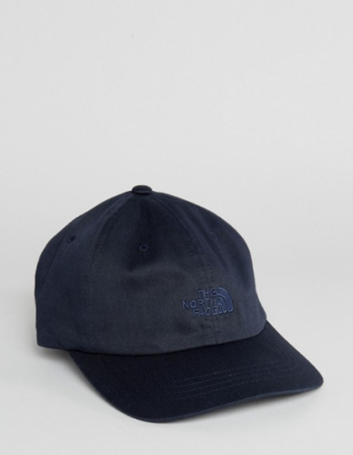 PRODUCT DETAILS Cap by The North Face Cotton-rich twill Paneled crown  Eyelet vents Curved peak Embroidered The North Face logo Adjustable strap  Spot clean ... 5486d00aa262