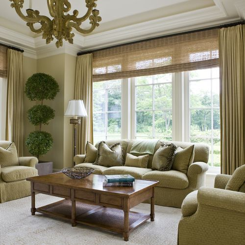 Curtains Over Vertical Blinds Design Ideas