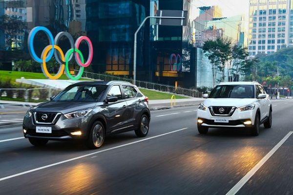 Captará Nissan Kicks en 360° a fanáticos de Río