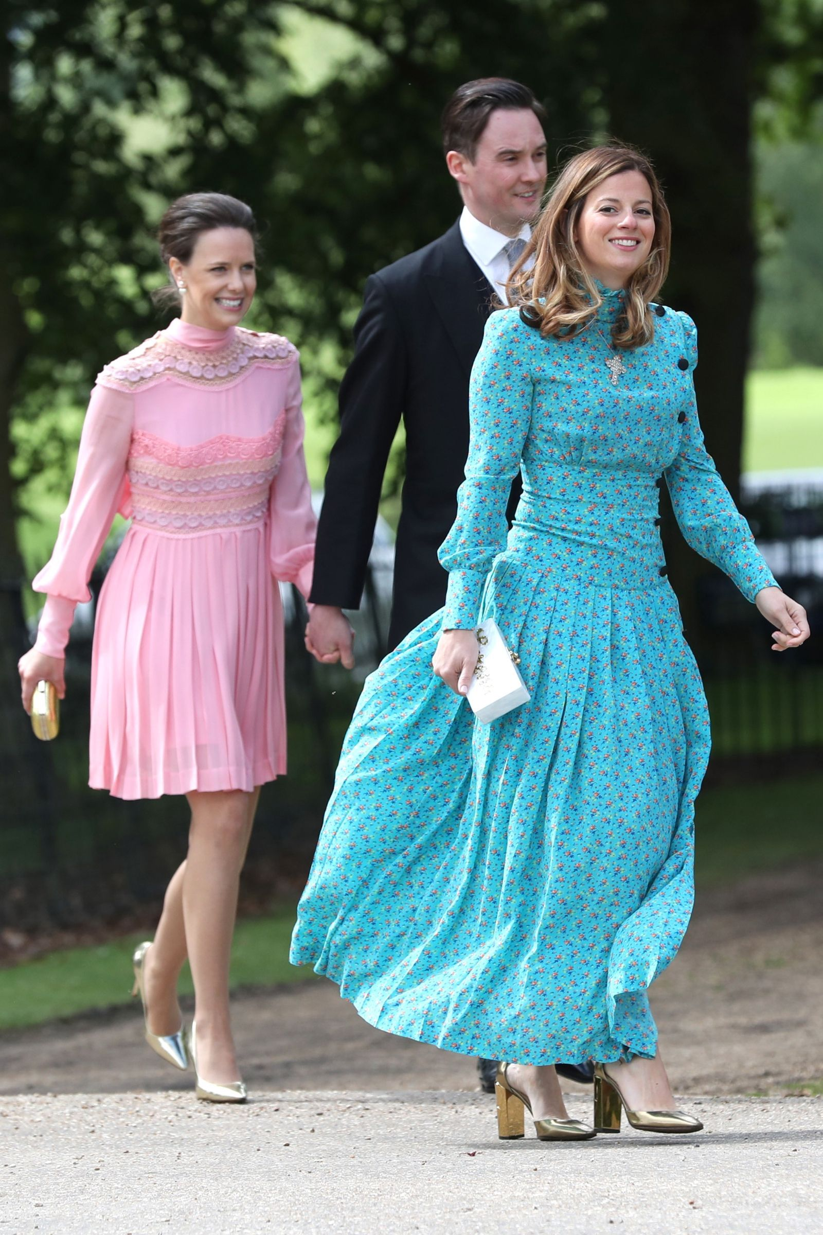 The Best Dressed Guests at Pippa Middleton\'s Wedding | Wedding ...