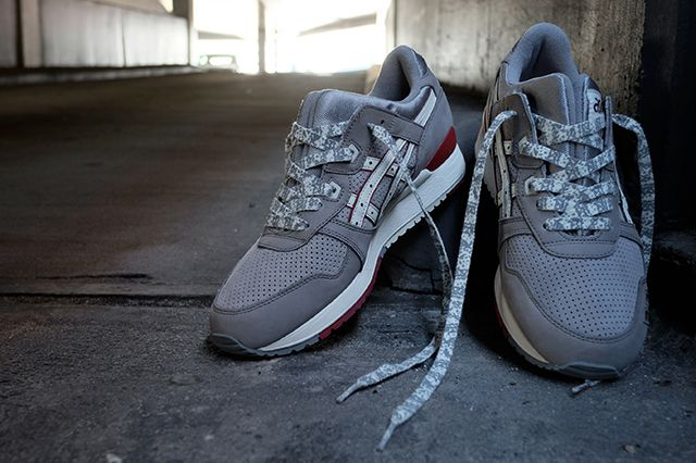949bc1adc2d2 HAL x ASCIS GEL LYTE III MORTAR – JAPAN EXCLUSIVE RESTOCK