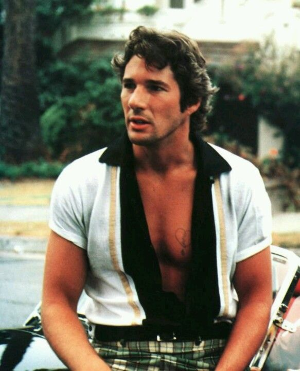 Dennis Richards Pretty: Richard Gere En Breathlessxox