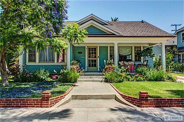 Charming California Bungalow California bungalow, Bungalow and