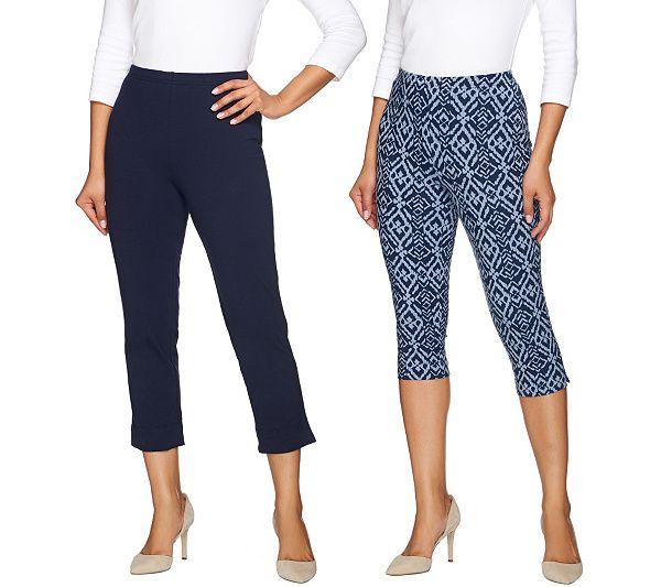 Ladies petite pants sets — img 12