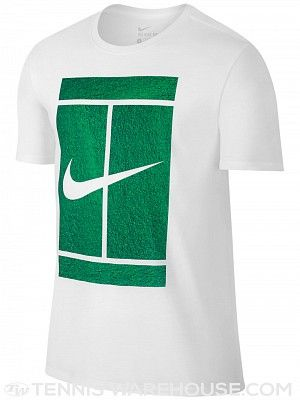 Nike Men's Grass Court Logo T-Shirt