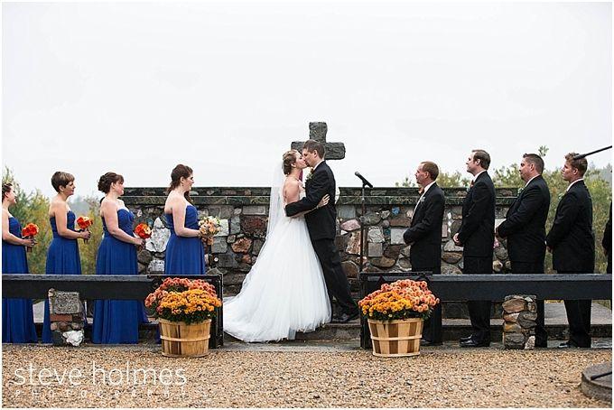 Rustic Outdoor Wedding – Rindge, NH