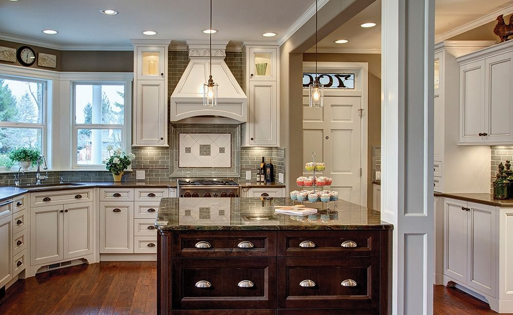 Kitchen design Get creative with your