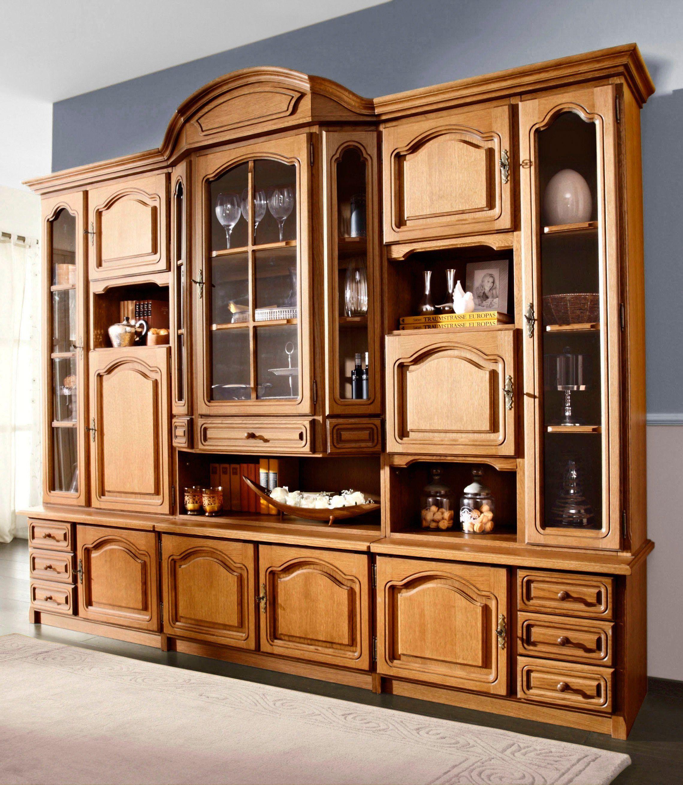 wohnwand braun holz stunning weiss holz rheumri wohnzimmer dekoo with wohnwand braun holz. Black Bedroom Furniture Sets. Home Design Ideas