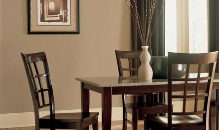 Looking For Brown Paint Color Ideas Your Home Neutral Dining Room With Hints Of