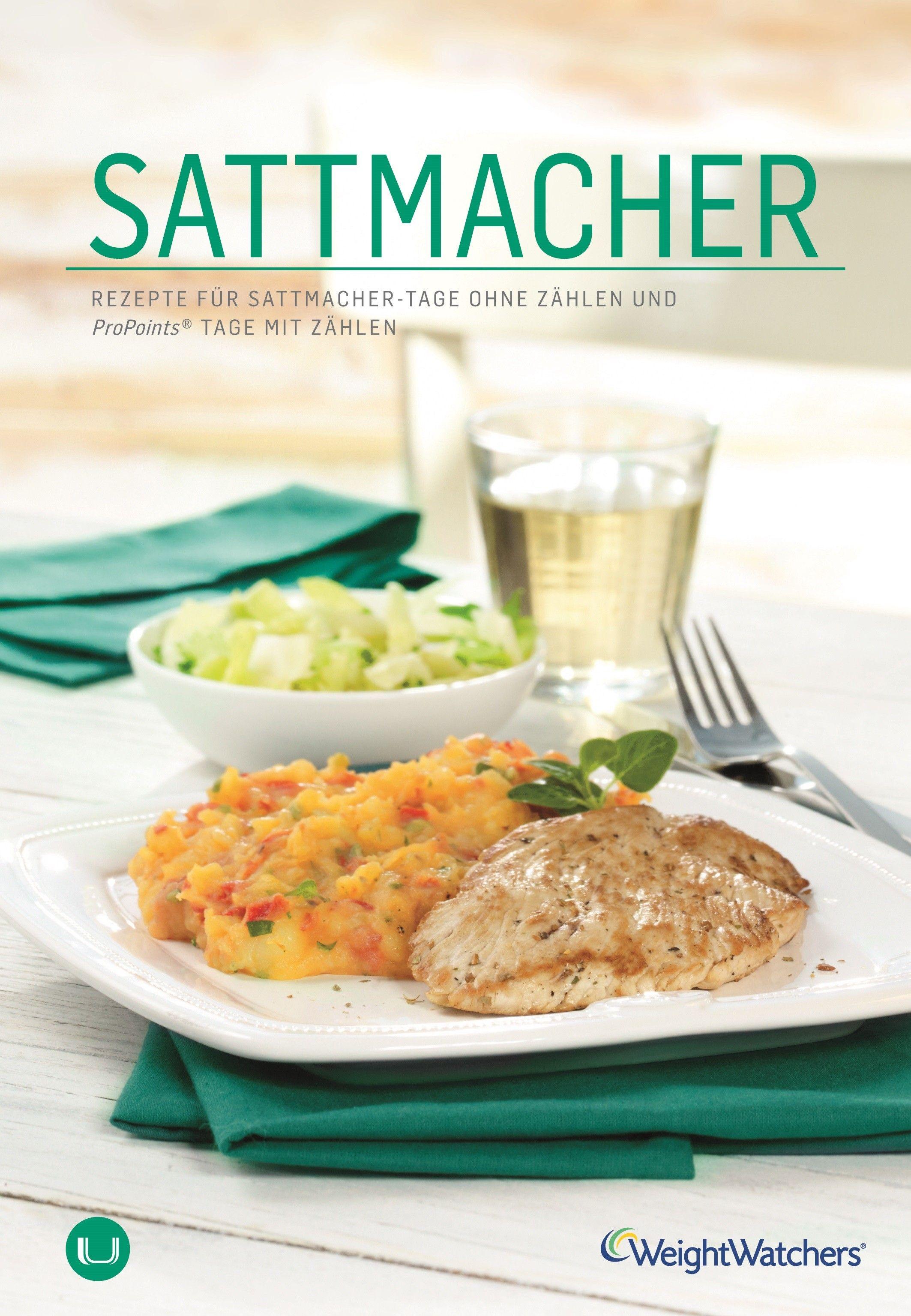 Weight Watchers - Kochbücher 'Meine Genuss-Vielfalt'