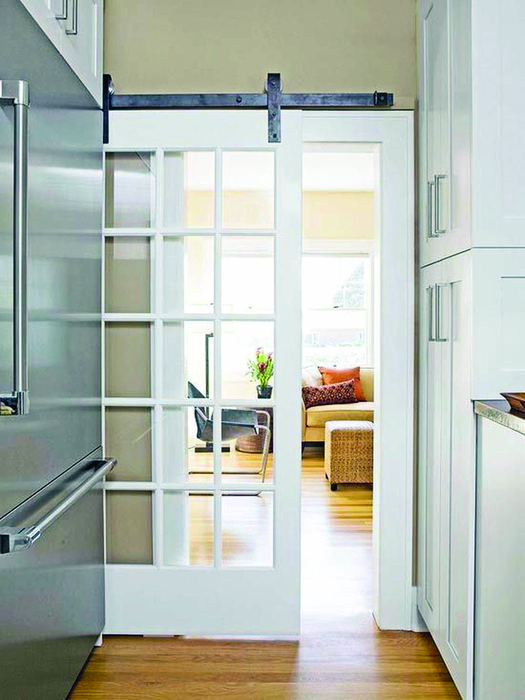 Moving Door Styles For Bedroom With Images Barn Style Doors
