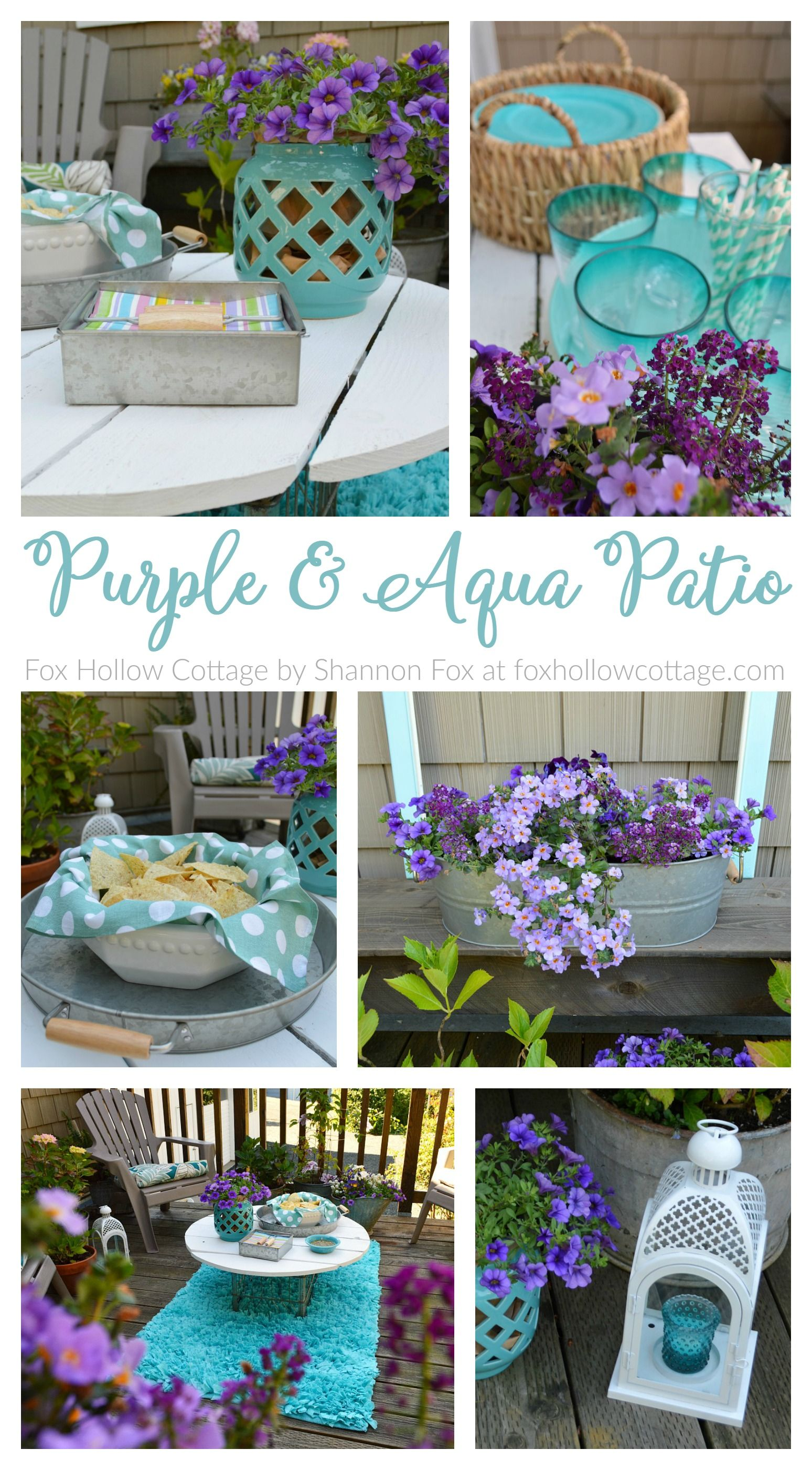 Budget Friendly Patio Refresh (plus a double giveaway ... on Blue Fox Outdoor Living id=55345