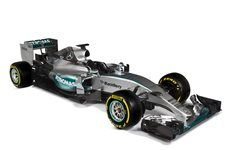 Mercedes officially unveil their title defender