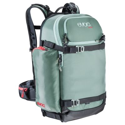 The EVOC CP 26l is a sporty camera backpack with complete equipment for professional and amateur photographers who don't want to have to worry about p...