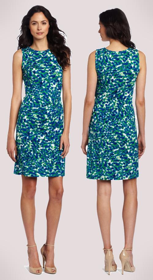 Multi Work Dress | Dresses | Pinterest | Abstract print, Dream ...