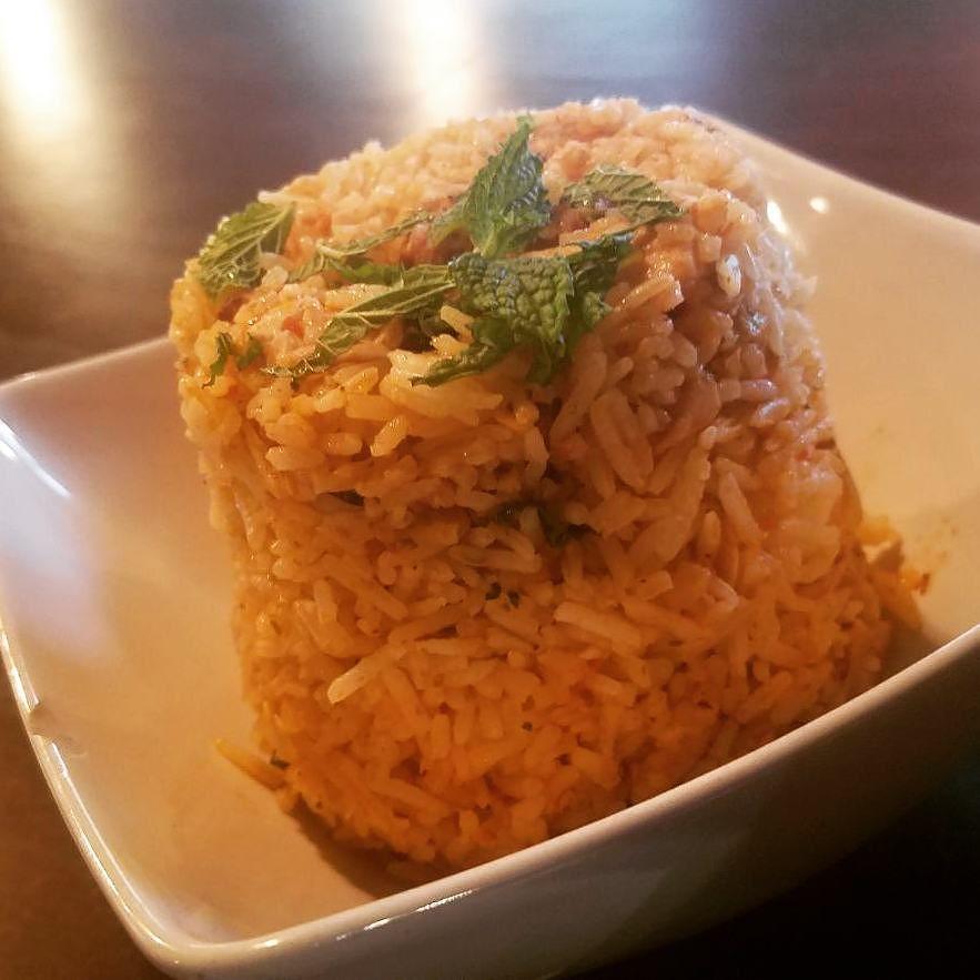 Seattle Map Redmond%0A Spicy Harissa Fried Rice with Chicken  Happy Diwali   restaurant  redmond   food