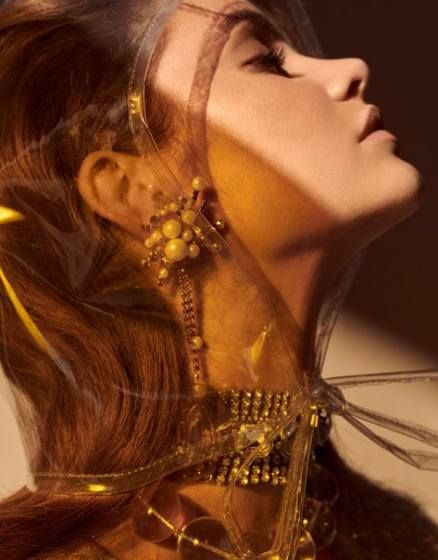 Photo of 43 Trendy ideas for jewerly editorial vogue beautiful