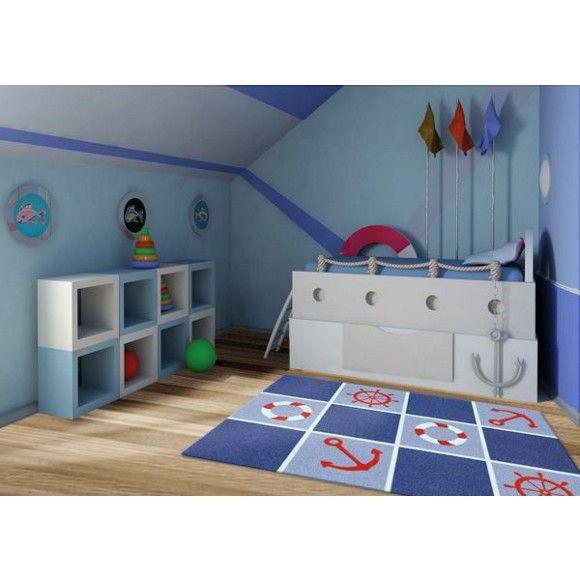 Ein weicher teppich f r das kinderzimmer den die kleinen for Vorhangschal kinderzimmer
