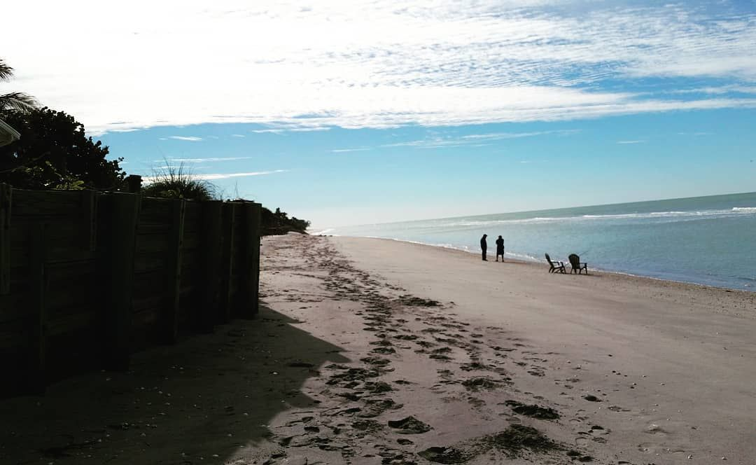 Manasota Key is a place where you can walk for miles and ...