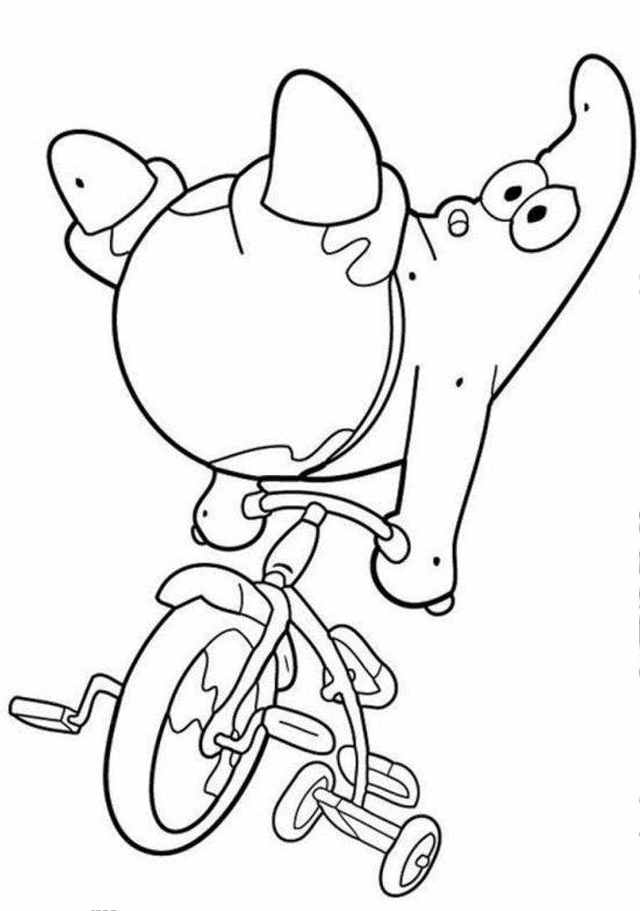 imagenes de bicicletas para colorear colorear chicos pinterest
