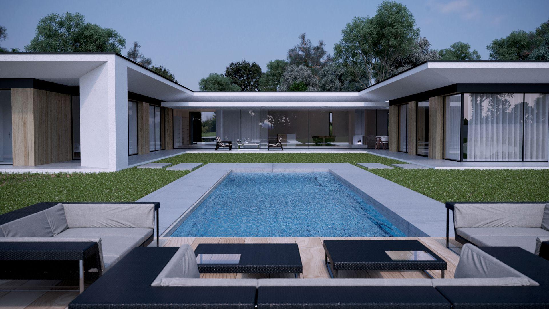 Familly house plan Bratislava