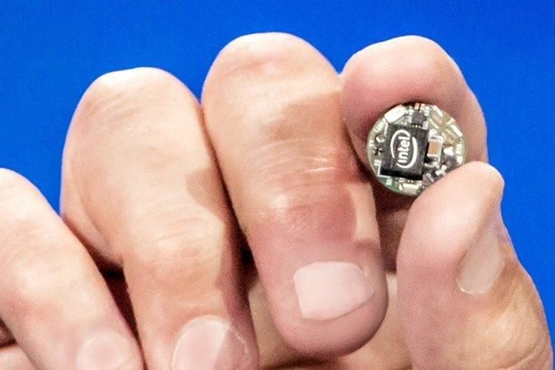 Intel unveils button-sized Curie module to power future wearables (Wired UK) -  http://bit.ly/1tHQjTm