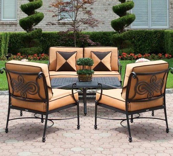 Möbel Im Außenbereich Garten Dekoration