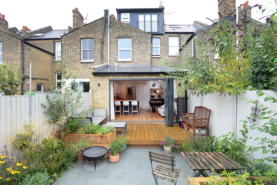 Lewisham Park, SE13 Side Return Extensions Project | BuildTeam