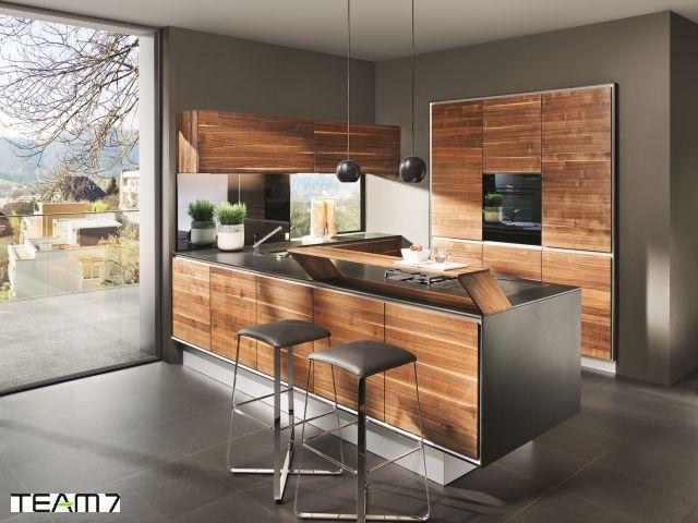 Bildergebnis für küchen holz modern