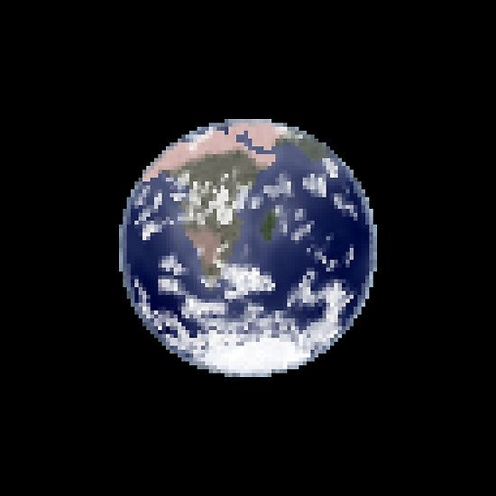 The Still Earth Pixel Art Pixel Art Art Pixel