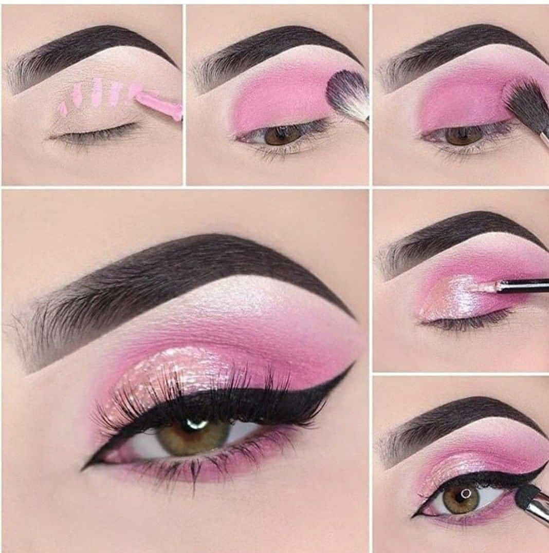 8 New Eye Makeup Tips Step By Step With Images at Home
