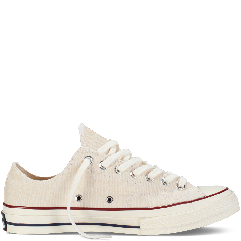 cfcbe8016d3 Chuck 70 Classic Canvas Low Top