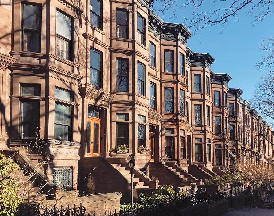 new york city boroughs brooklyn park slope historic district rh pinterest com