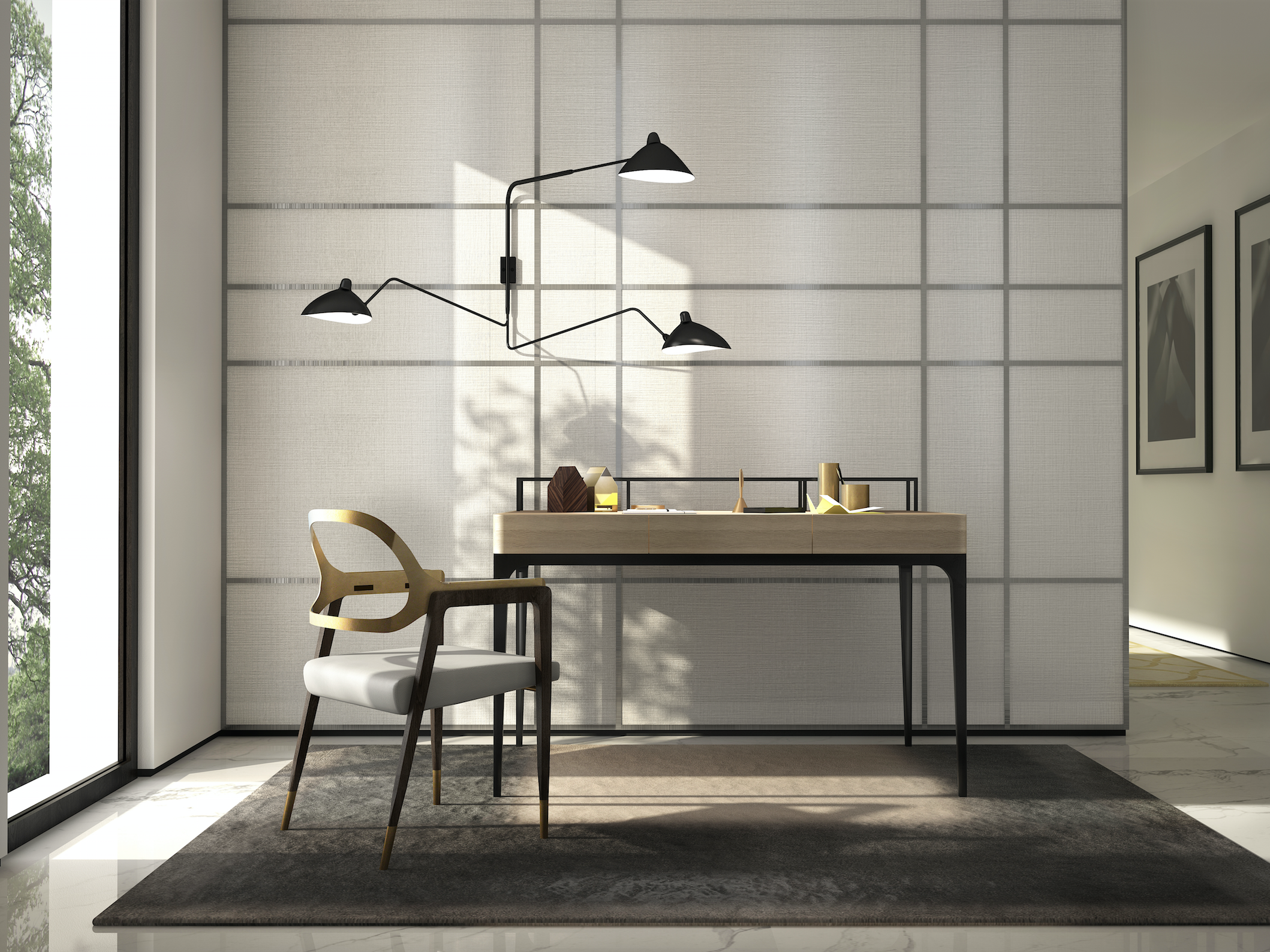 Plafoniera Ufficio Design : Home collection is designed by hangar design group for rossato