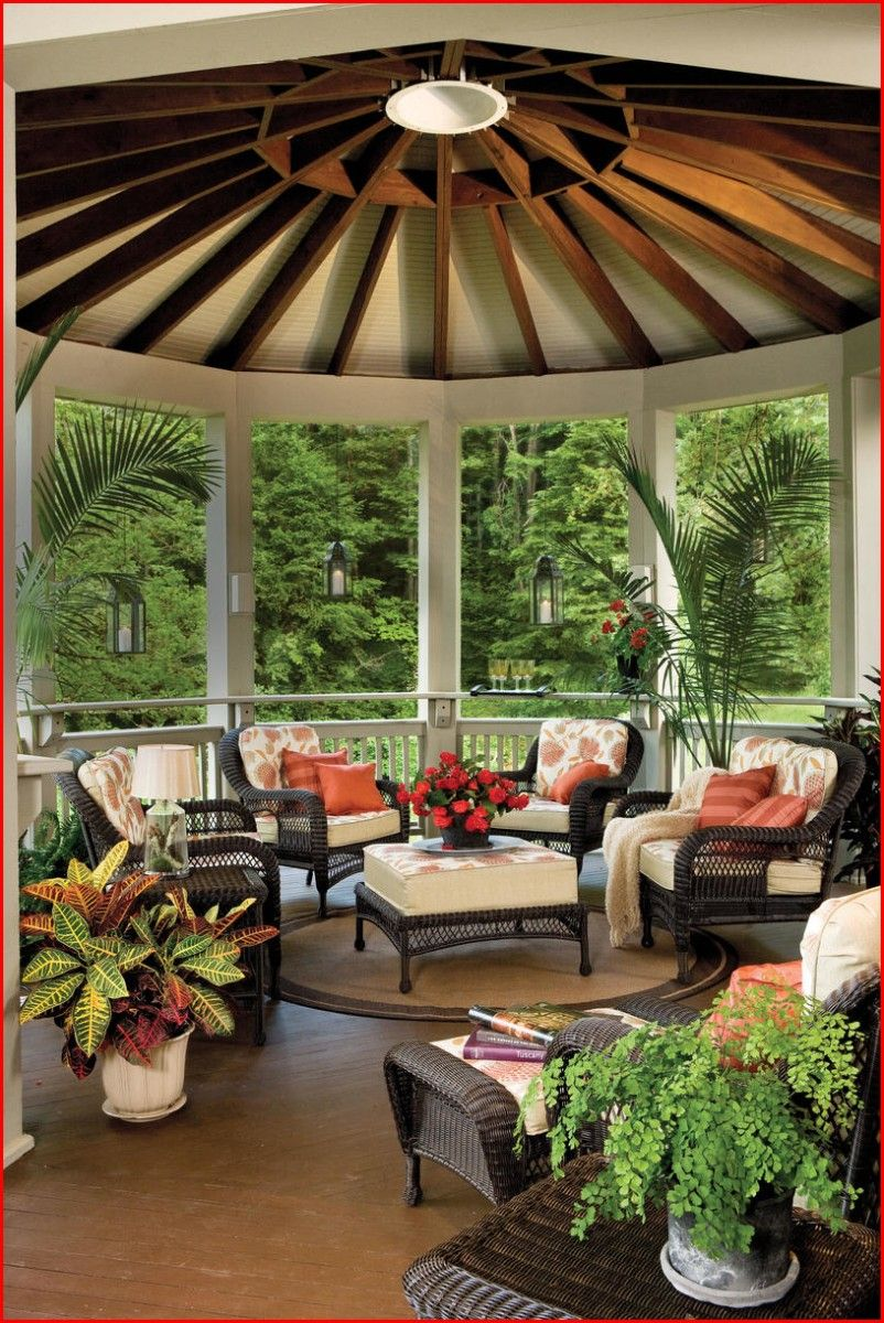 porch and patio design inspiration southern living best home rh pinterest com