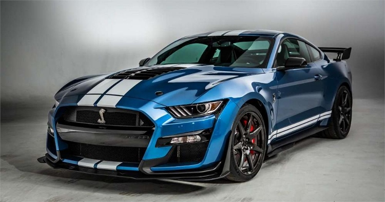 2020 Ford Shelby Gt500 In 1 12 Scale By Gt Spirit Diecast Model Legacy Motors Shelby Mustang Gt500 Ford Mustang Gt500 Mustang Gt500