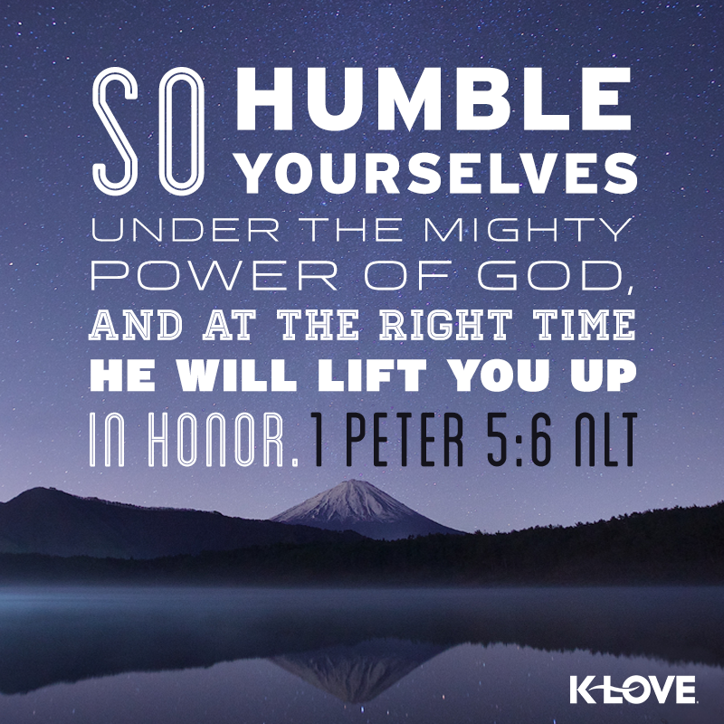 Quotes About The Power Of God: So Humble Yourselves Under The Mighty Power Of God, And At