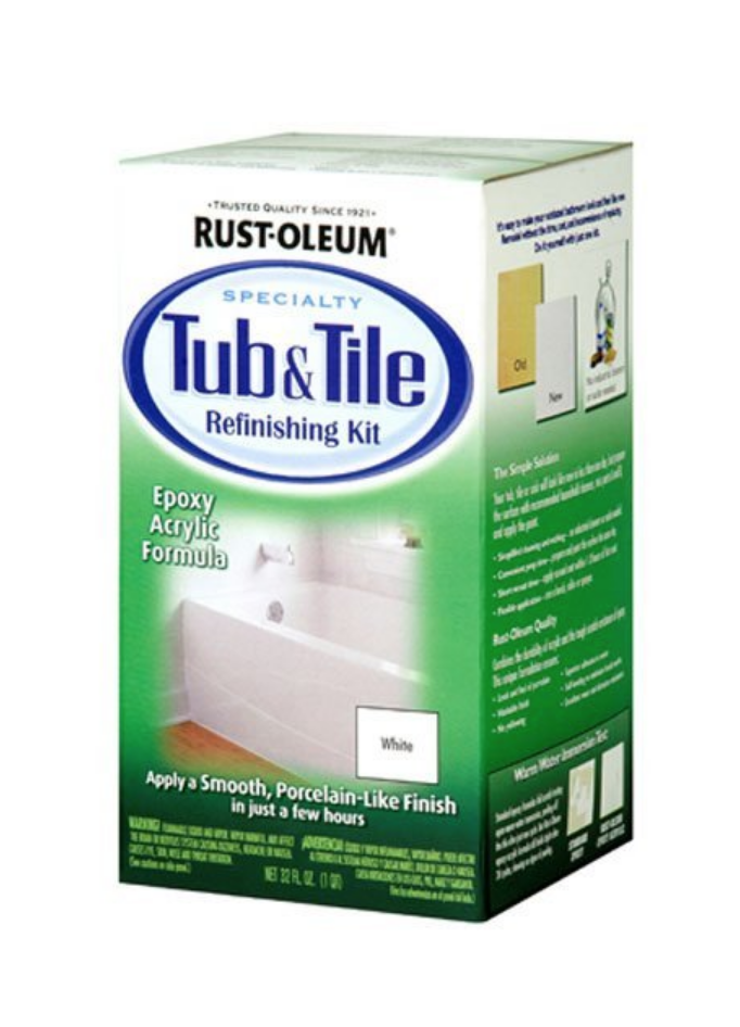 6 Things To Know Before Painting Bathroom Tile Tile Refinishing
