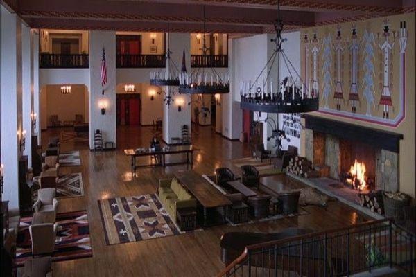 The Shining  Overlook hotel, Ahwahnee hotel, Hotel