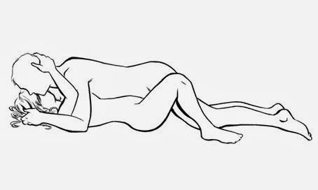 Sexy Sex Positions - The Cat