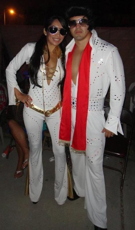 Halloween couple costume Elvis epic : elvis couple costumes  - Germanpascual.Com