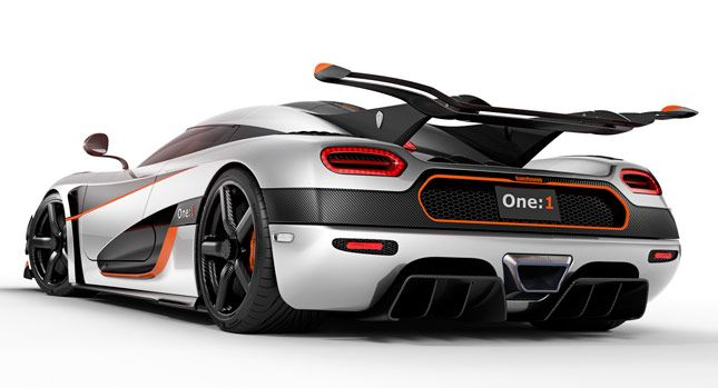Koenigsegg Reveals One:1 Supercar; Has 1,360 Horses for Just 1,360kg! - Carscoops