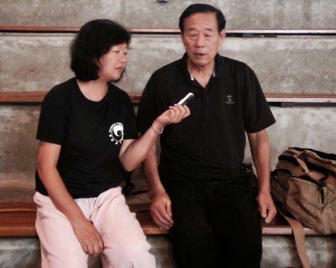 Meeting Wang Xian...